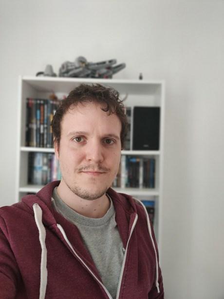 Le mode portrait de l'Oppo Find X2 Neo (grand-angle)