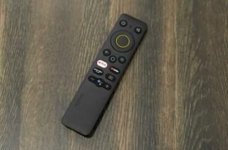 Télécommande des SmartTV de Realme // Source : Realme