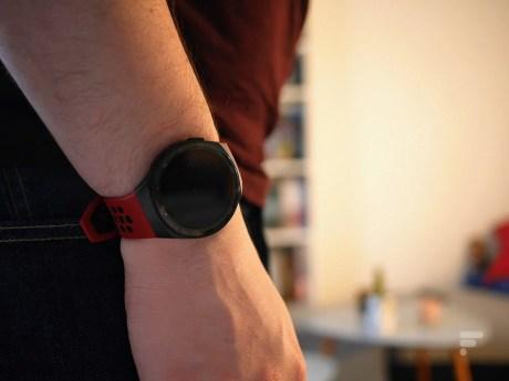 La Huawei Watch GT 2e sans cadran de veille