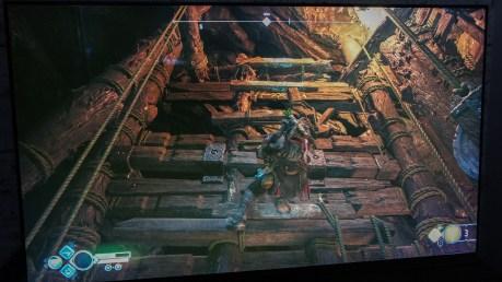 God Of War sur PS4 Pro