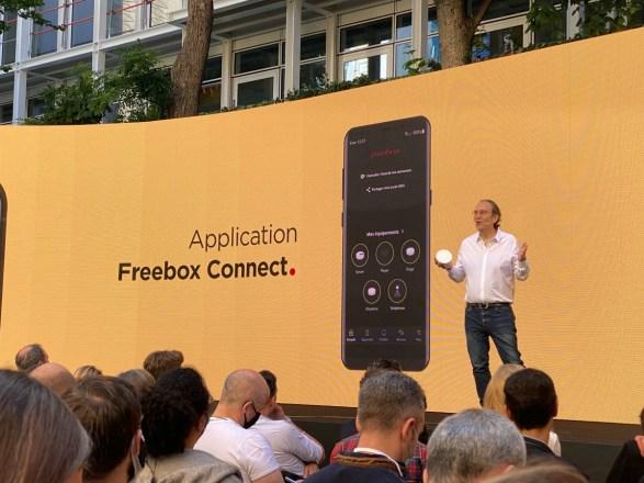 freebox connect dark mode