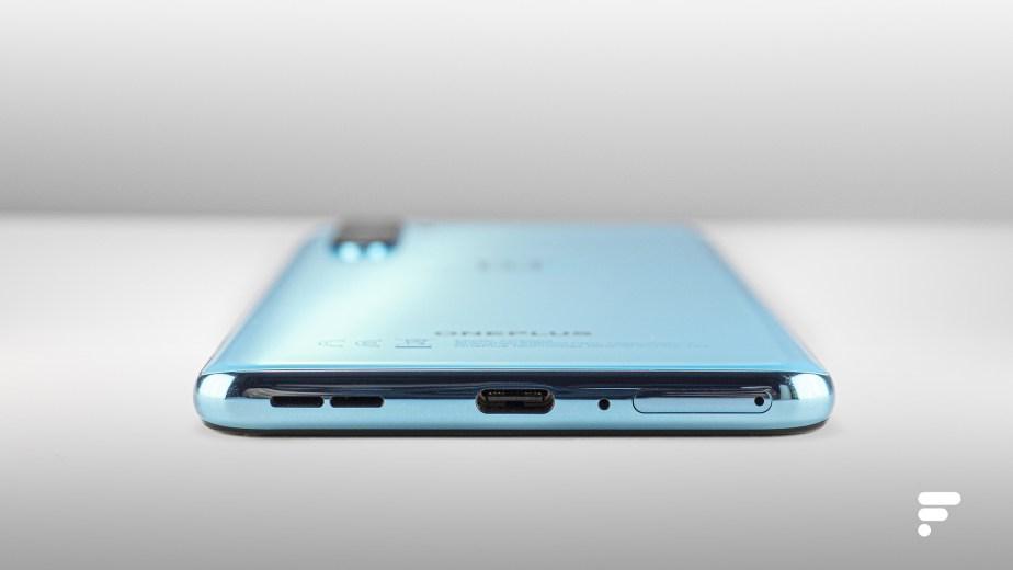 OnePlus Nord port USB-C