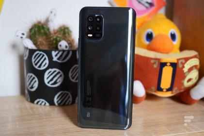 Xiaomi Mi 10 Lite 5G de dos