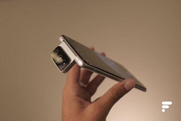 Flip Camera Asus Zenfone 7 Pro