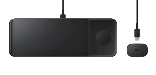 La station de recharge sans fil Samsung Wireless Charger Trio