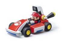 La voiture du jeu Mario Kart Live Home Circuit