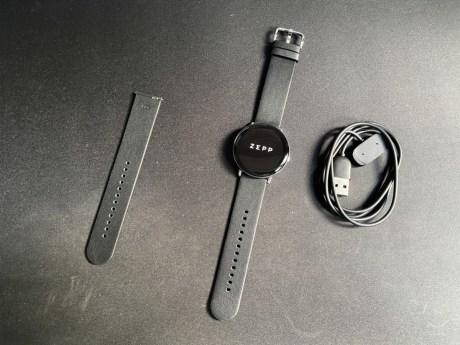 La montre connectée Zepp E Circle