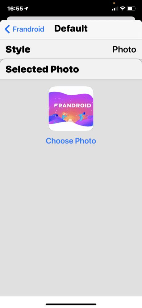 iOS Widgets 20