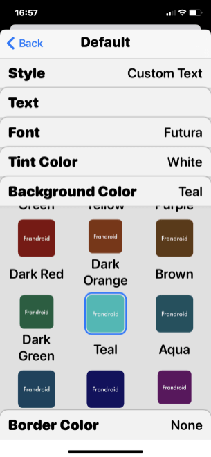 iOS Widgets 27