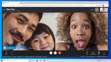 Microsoft Windows 10 Skype meeting join now (5)