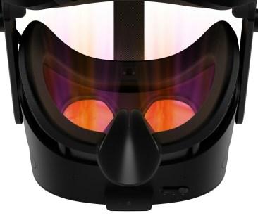 Le casque de réalité virtuelle HP G2 Reverb Omnicept Edition // Source : HP