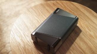 Une des enceintes détachables de la barre de son Fidelio B97 de Philips
