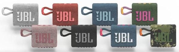 L'enceinte JBL Clip 4