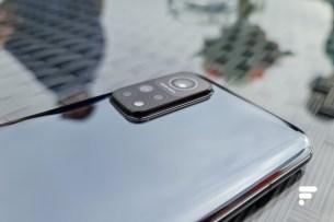Module photo protubérant du Xiaomi Mi 10T Pro