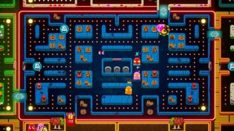 Pac-Man Mega Tunnel Battle // Source : Bandai Namco