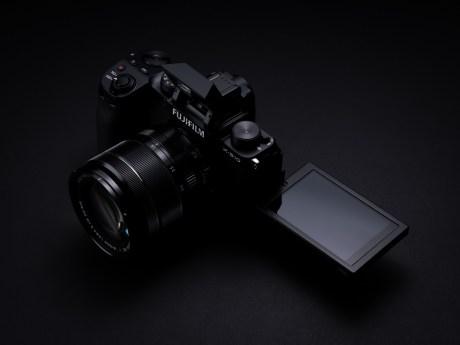 Le Fujifilm X-S10