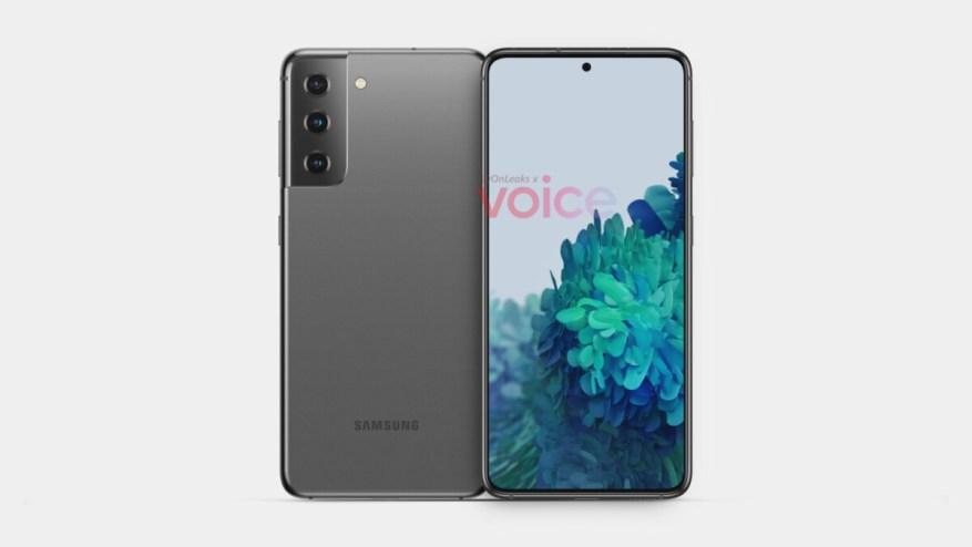 В Galaxy S30 меняется фотомодуль
