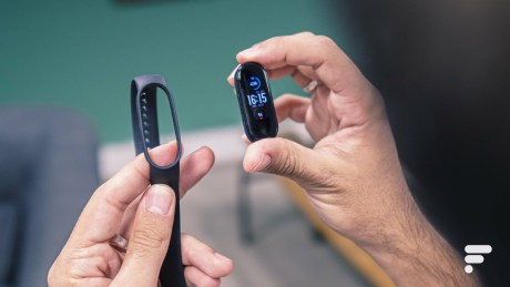 xiaomi mi smart band 5 remplace scaled - Xiaomi Mi Smart Band 5 test: our full review - Connected Watches / Bracelet - Frandroid