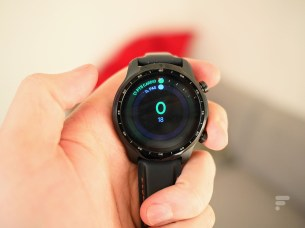 La montre TicWatch Pro 3 de Mobvoi // Source : Frandroid