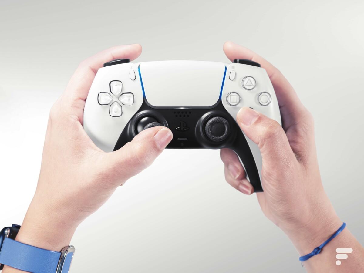L'ergonomie de la manette DualSense, la bonne idée de la PS5