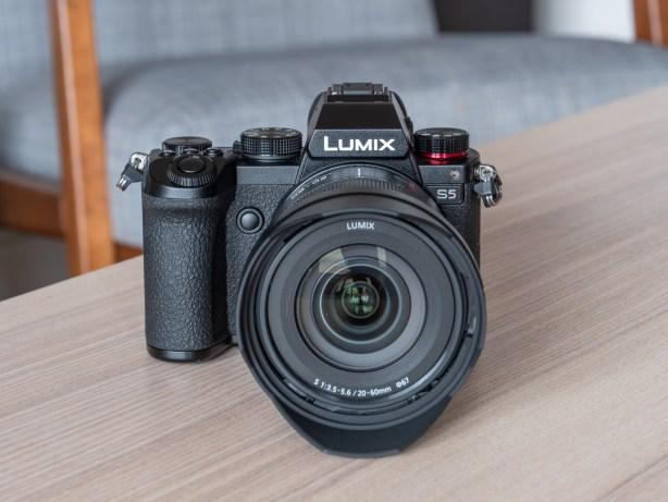 Panasonic Lumix S5 02