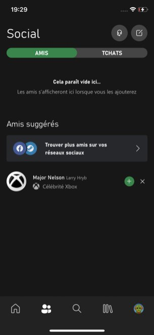 Xbox Series X application Xbox officielle (3)