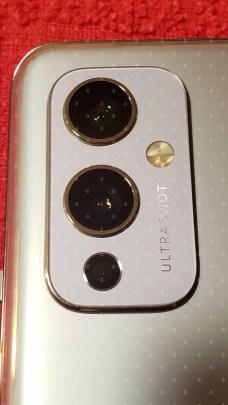 Le module photo du OnePlus 9