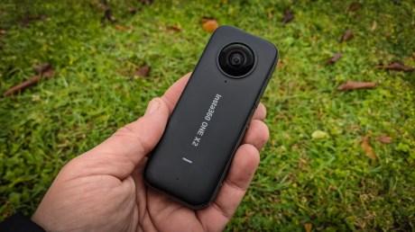 La caméra de dos