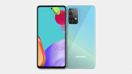 Le Samsung Galaxy A52