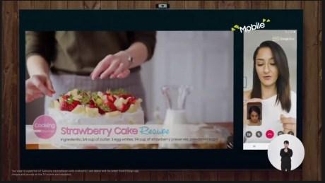 Diffuser vos appels vidéo sur le téléviseur