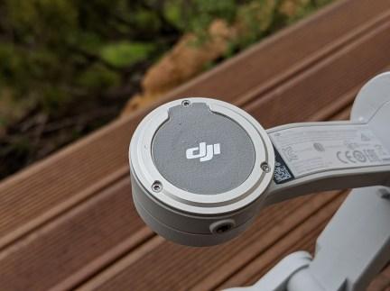 DJI OM 4 - Cercle magnétique