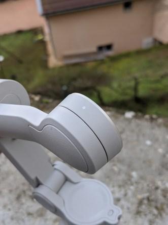 DJI OM 4 - Point blanc