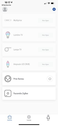 application Lidl Smart Home domotique maison connectée