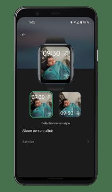 Oppo Watch - Cadrans HeyTap Health (3)