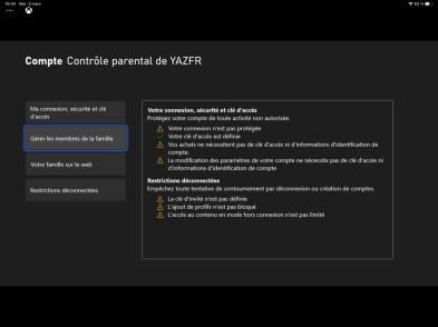 Comment configurer le contrôle parental Xbox 03