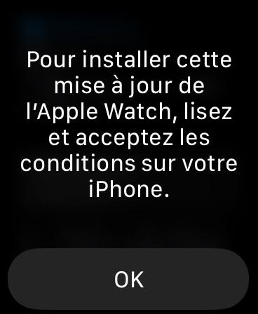 Comment Mettre à Jour son Apple Watch avec l'a seule montre 07