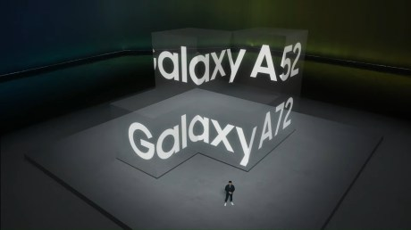 Samsung Galaxy Unpacked March 2021_ Livestream 33-35 screenshot