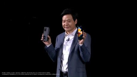 Xiaomi Mi Mix Fold Lei Jun