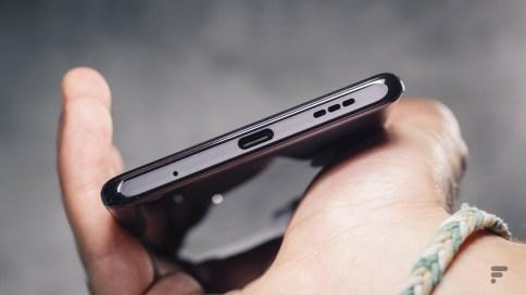 Port USB-C du Xiaomi Redmi Note 10 Pro
