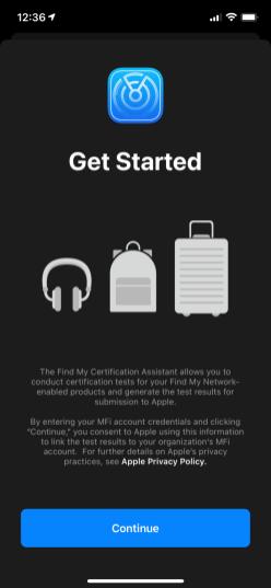 Apple AirTags Appli-1