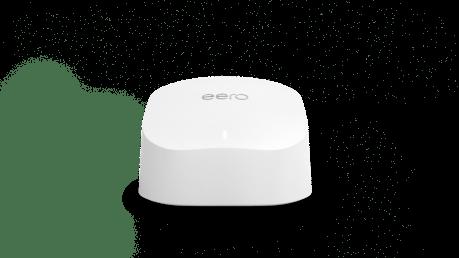 Le système de Wi-Fi maillé eero 6 d'Amazon // Source : Amazon