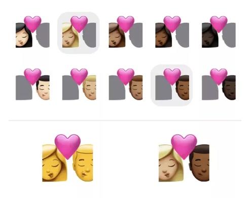 Emoji iOS 14.5-6