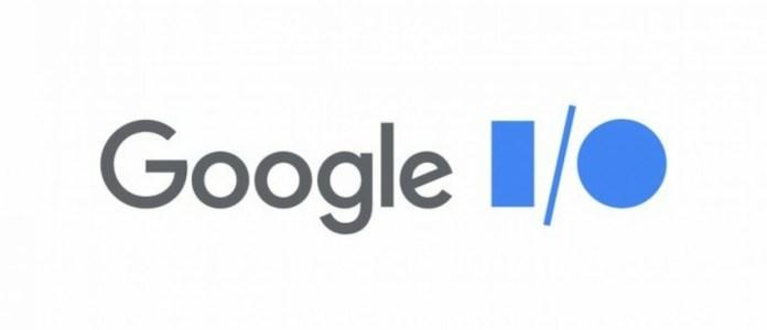 Google I / O logo