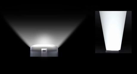 Ce qui devrait réduire les risque de fuite de lumière / Source : Samsung