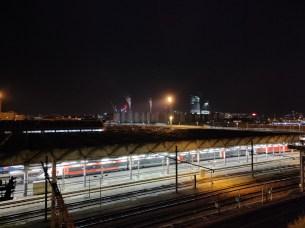 Photo nuit Realme 8 Pro 2