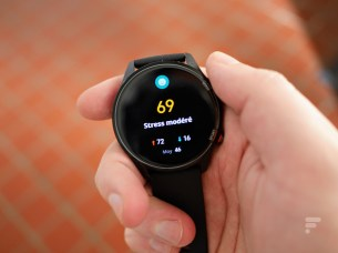 La montre Xiaomi Mi Watch // Source : Frandroid