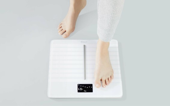 La balance connectée Body Cardio