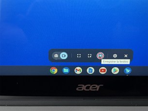 Comment enregistrer l'écran en vidéo sur chrome OS 06