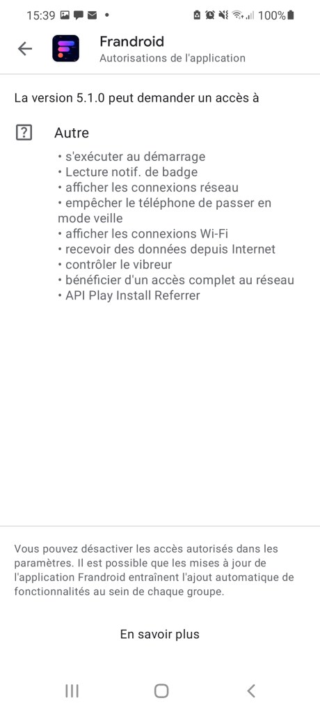 Comment télécharger une appli à partir du Google Play Store et sans le Play Store 05-04