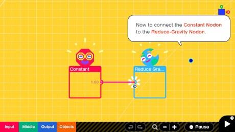 L'Atelier du jeu vidéo Nintendo nodon connexion